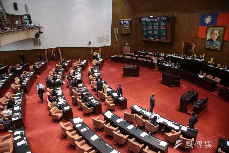 立法院新會期將處理「公司法」修正草案。(資料照,顏麟宇攝)