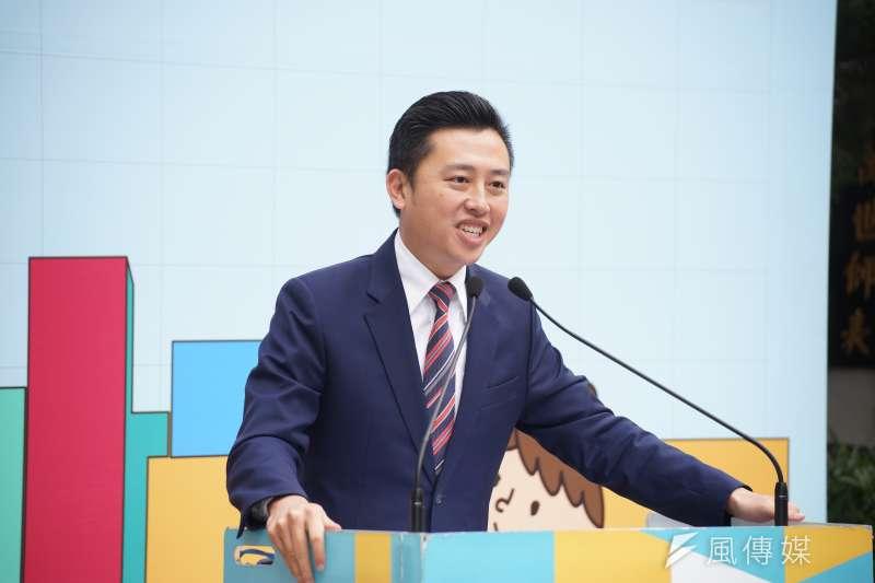 年底九合一選戰,綠黨近期針對新竹市長及議員選情進行民調,根據《風傳媒》取得的民調資料,現任市長林智堅以48.5%的支持度遙遙領先。(資料照,盧逸峰攝)