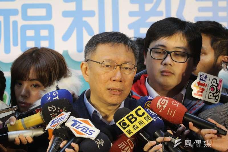 台灣新聞記者協會1日發函台北市長柯文哲,呼籲柯不應以封殺手段迴避媒體監督,強調新聞自由不容被任何人戕害。(方炳超攝)