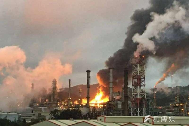 作者呼籲應對中油管理階層施予安全文化教育,並進行中油安全文化之評量,其內容應包括「安全承諾」、「組織文化」、「安全溝通」......等。(資料照,取自翁明頡臉書)