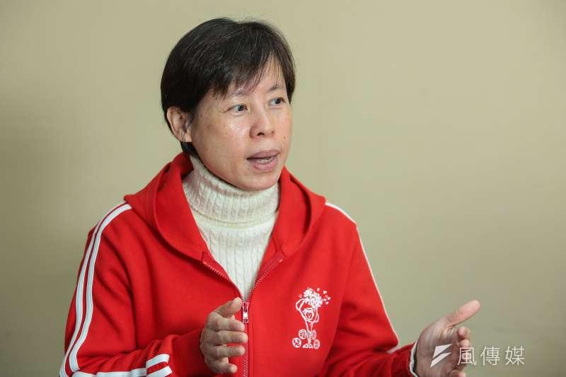 20180201-兒童福利聯盟執行長陳麗如專訪。(顏麟宇攝)