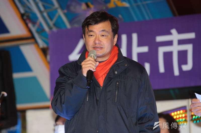 作者認為,民進黨秘書長洪耀福的談話,突顯民進黨拼選舉全步數!拼經濟嘸半步。(資料照,顏麟宇攝)