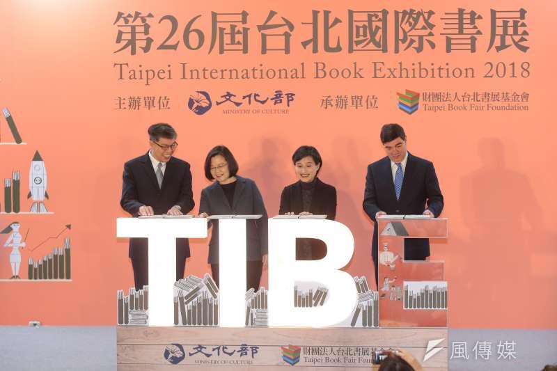 台北國際書展剩下不到2天,有興趣的民眾把握機會前往,可以體驗到許多不同的閱讀樂趣。(資料照,顏麟宇攝)