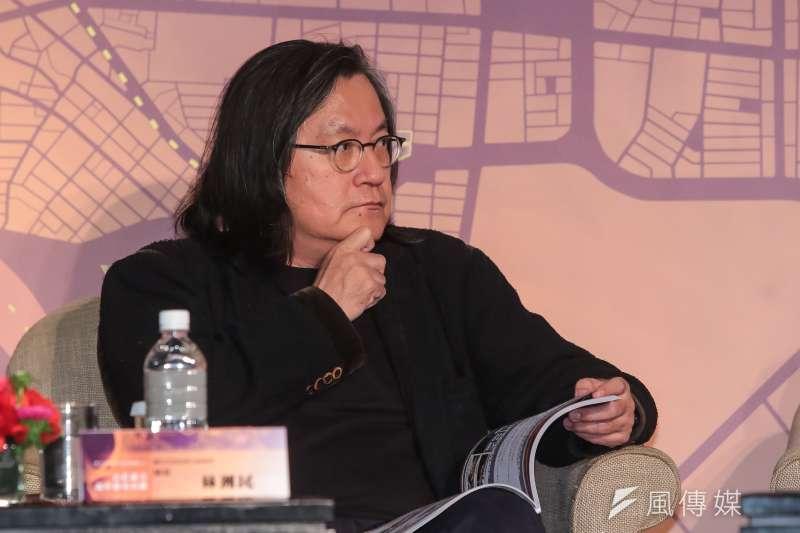 台北市都發局長林洲民日前在臉書表示有「趙友友」認為他擋大巨蛋要他離開,台北市長柯文哲23日找他溝通。(資料照片,顏麟宇攝)