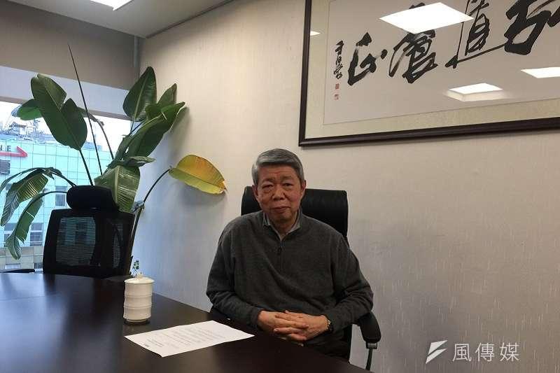TVBS張孝威董事長(風傳媒)