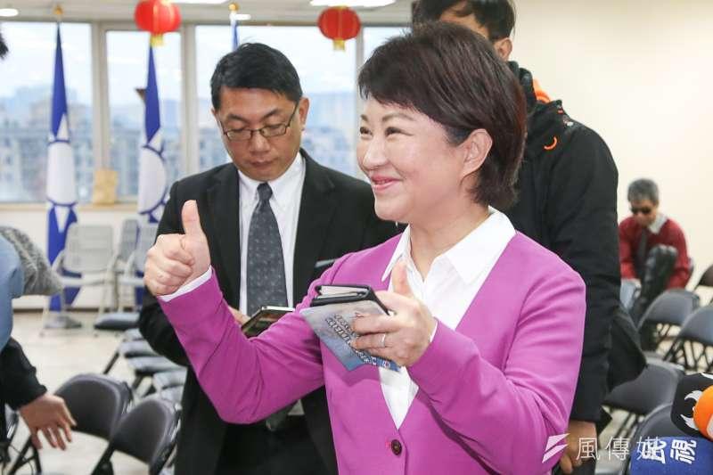 國民黨立委盧秀燕。(資料照片,陳明仁攝)
