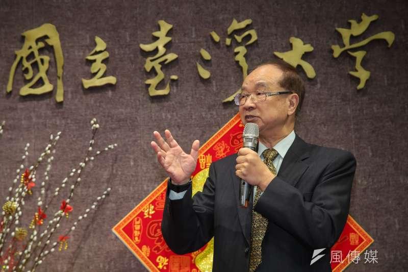 台大終於能有校長,最該感謝的是前校長陳維昭的堅持。(顏麟宇攝)