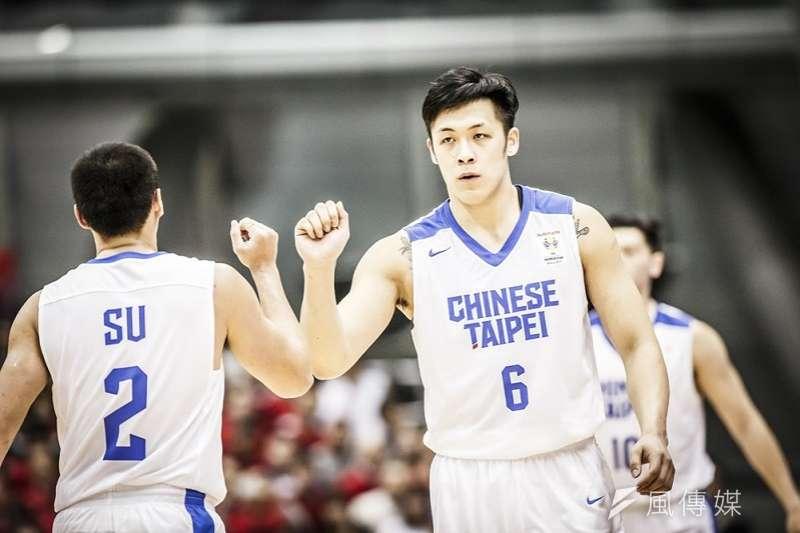 亞洲盃資格賽中華主場比賽將如期舉行。(資料照,取自FIBA)