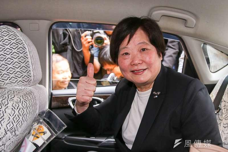 總統表姐雖然毫無專業經歷仍能被任命為台灣金聯董事長,是年薪420萬實習生。(資料照片,陳明仁攝)