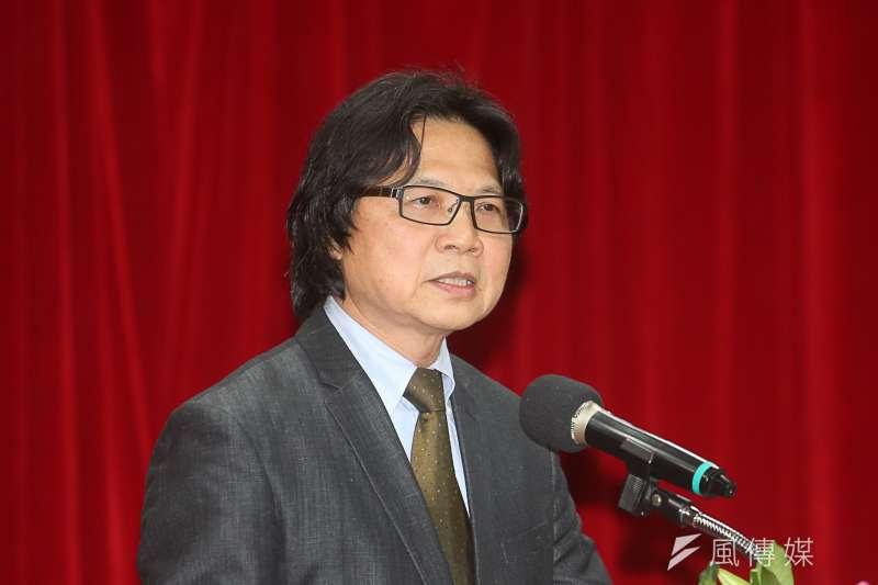 內政部長葉俊榮(陳明仁攝)