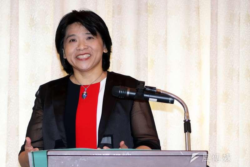 任主委林良蓉表示,台灣是經貿導向國家,在WTO裡面一定要多往來,才能穩定台灣經濟成長跟發展。(資料照,蘇仲泓攝)