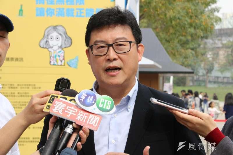 針對總統蔡英文期盼台北市長柯文哲以其他方式展現「台灣價值」,立委姚文智表示,總統想太多了,這只會「治絲益棼」。(資料照,姚文智辦公室提供)