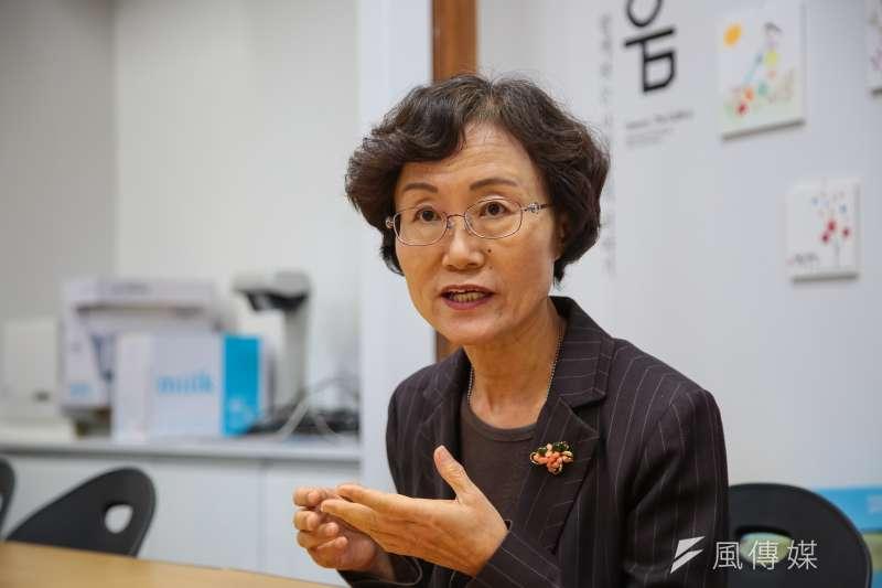 20180305-慰安婦專題,韓國大邱市,慰安婦歷史館代表安李貞善專訪。(顏麟宇攝)