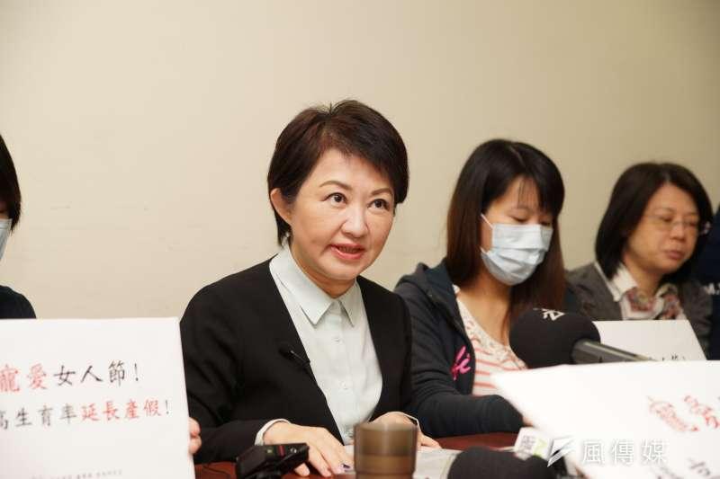 國民黨立委盧秀燕初選過關,藍營內部目前努力整合中。(資料照片,盧逸峰攝)