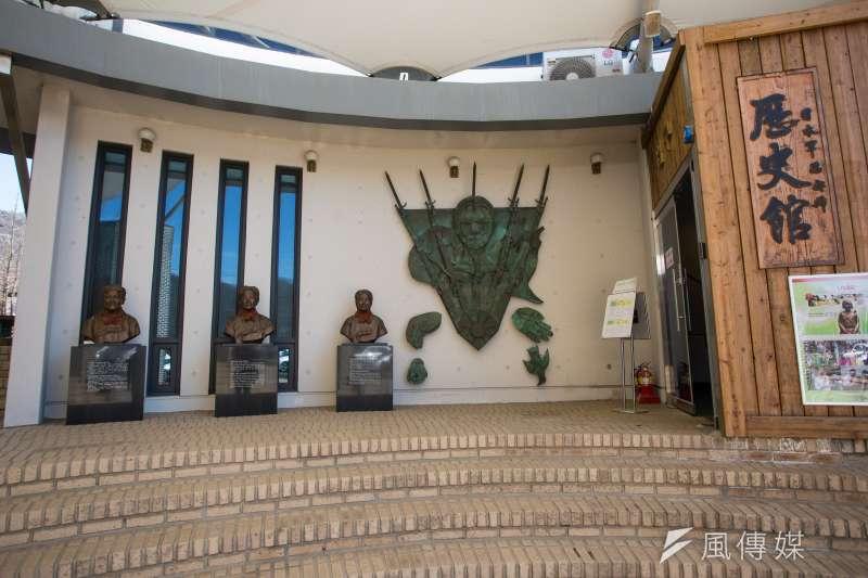 20180306-慰安婦專題,韓國京畿道廣州市,分享之家「日本軍慰安婦歷史館」。(顏麟宇攝)