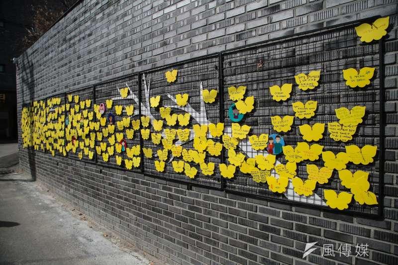 20180306-慰安婦專題,韓國首爾,戰爭與女性人權博物館。(顏麟宇攝)
