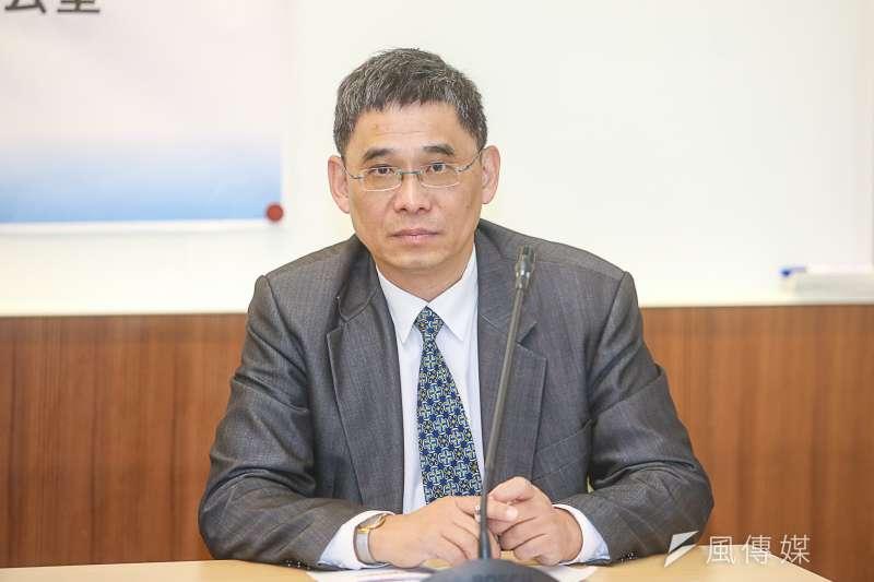 能源局副局長李君禮(陳明仁攝)