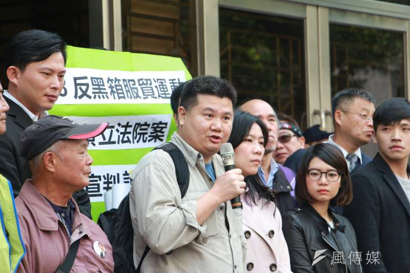 知名紀錄片導演李惠仁考取世新社發所榜首。(資料照片,陳韡誌攝)