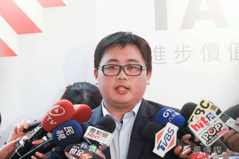 北市府發言人劉奕霆表示,雙城論壇目前仍正在洽談當中,沒有任何不舉辦、停辦的情形。(資料照,方炳超攝)