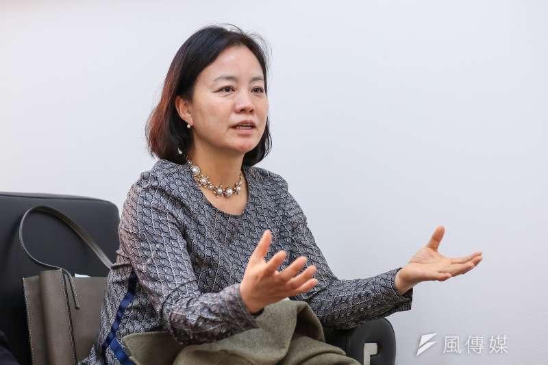 20180309-慰安婦專題,韓國首爾,成均館大學東亞歷史研究所研究員韓惠仁。(顏麟宇攝)