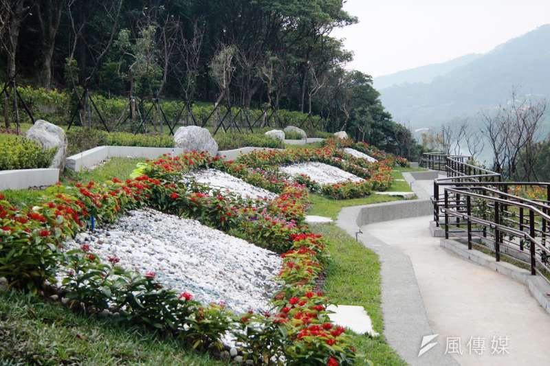 花葬也是國人常選擇的一種環保葬方式。(取自內政部)