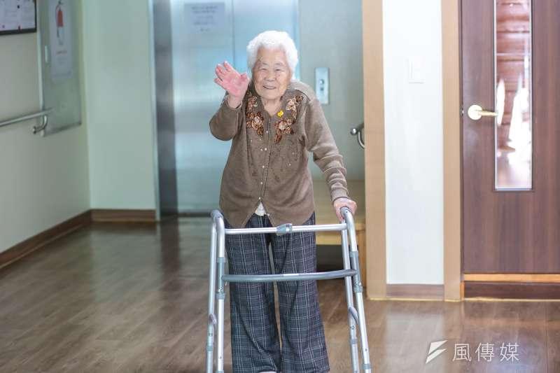 20180310-慰安婦專題,韓國京畿道廣州市,分享之家阿嬤李玉善。(顏麟宇攝)