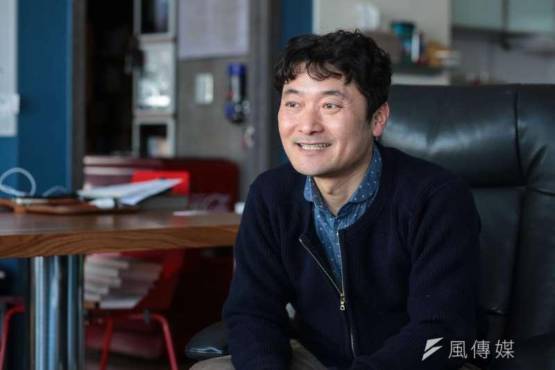 20180311-慰安婦專題,韓國首爾,電影《花漾奶奶秀英文》導演:金炫錫。(顏麟宇攝)