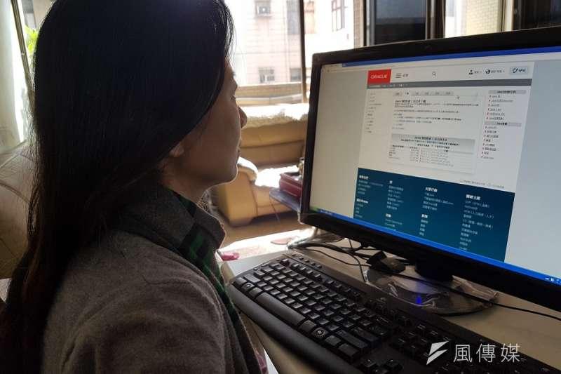 新竹科學園區廠商如未取得Java SE商用軟體合法授權,恐面臨甲骨文公司追討授權金。(圖/方詠騰攝)