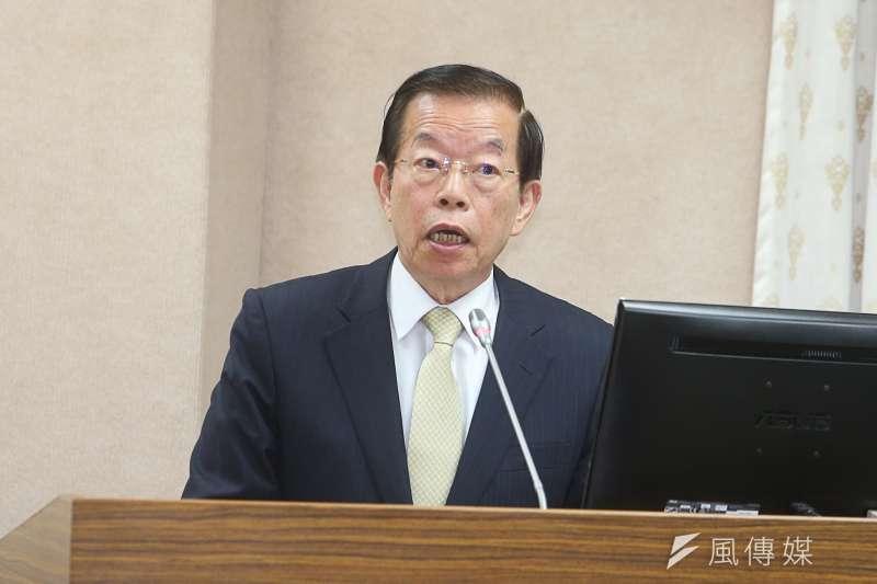 駐日代表謝長廷表示,中國突然宣布於20日暫緩釋迦和蓮霧進口,讓台灣措手不及,政治動機昭然。(資料照,陳明仁攝)