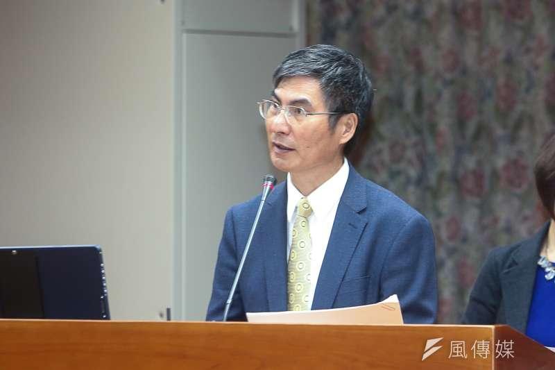 準教育部長吳茂昆遭質疑,在擔任國科會主委時曾到中國任職,科技部長陳良基18日說,昨天才收到消息,已要求人事處查證中。(資料照,陳明仁攝)