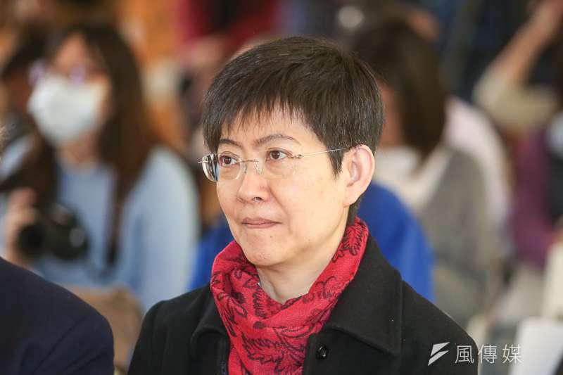 公視總經理曹文傑,出席傀儡花節目製作發表會。(陳明仁攝)