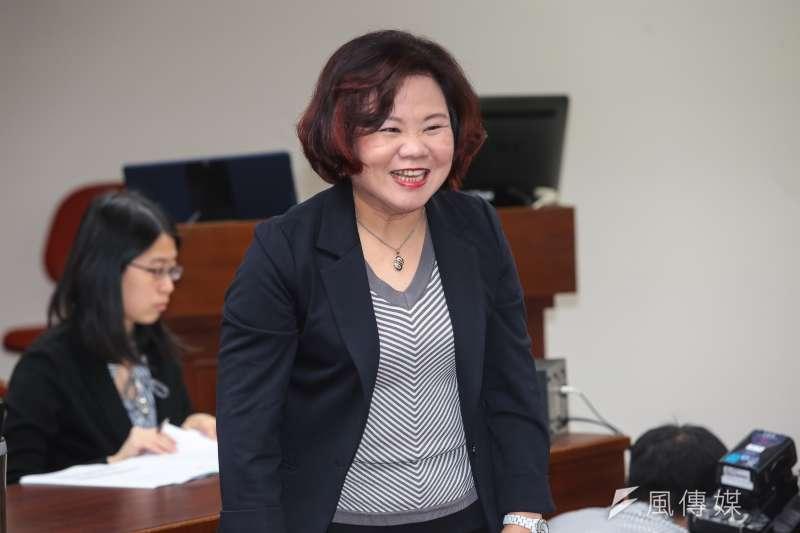 20180326-勞動部長許銘春26日至立院衛環委員會備詢。(顏麟宇攝)