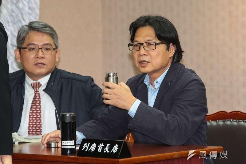 《都市更新條例》修正草案26日初審通過,內政部長葉俊榮26日表示,未來釘子戶可望會減少。(資料照,顏麟宇攝)
