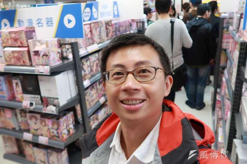 網路紅人呱吉邱威傑傳出將投入台北市議員選舉,備受關注。(取自呱吉臉書粉專)