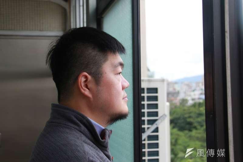 「偵查不公開作業辦法」新法15日將上路,媽媽嘴咖啡館老闆呂炳宏(見圖),談及被指為「殺人犯」的那10天,改變了他的人生。(資料照,陳韡誌攝影)
