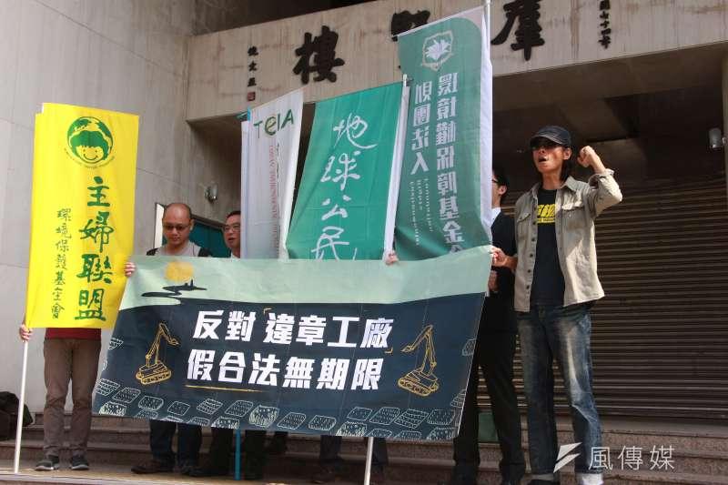 作者指出,有法不出擊,不只讓政府公信力破產,更讓台灣這艘戰艦每年一公分的逐漸下沉,政府不可不慎!(資料照,陳韡誌攝)