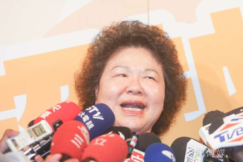 陳菊在高雄市長任內的舉債金額高達1106億元,平均每年要舉債100億元。(資料照,陳明仁攝)
