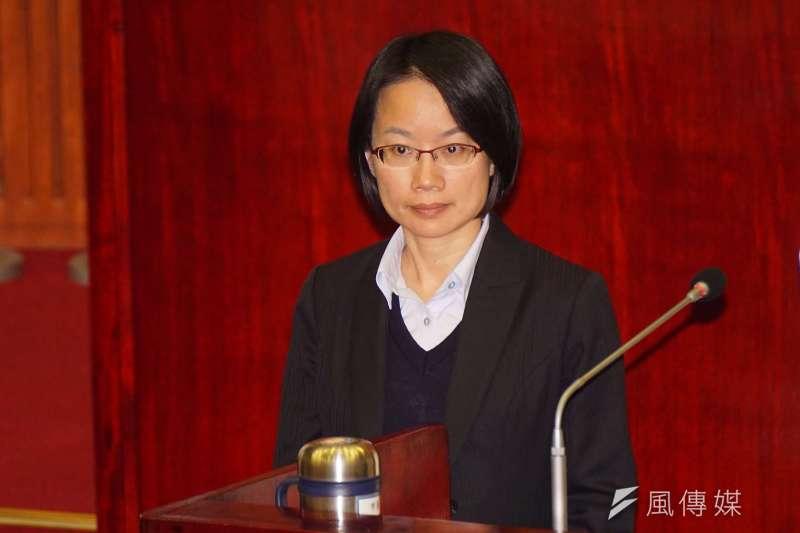 台北地檢署接到民眾告發,指吳音寧行為疑涉及貪污、圖利。(資料照,盧逸峰攝)