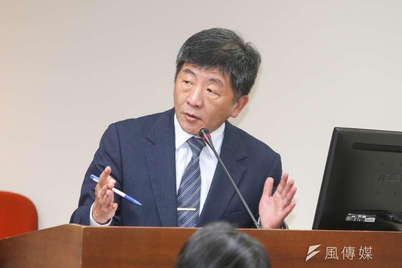 即便台灣沒有受邀參與WHA,衛福部長陳時中也會率團赴日內瓦,舉行國際記者會與進行雙邊會議。(資料照,陳明仁攝)
