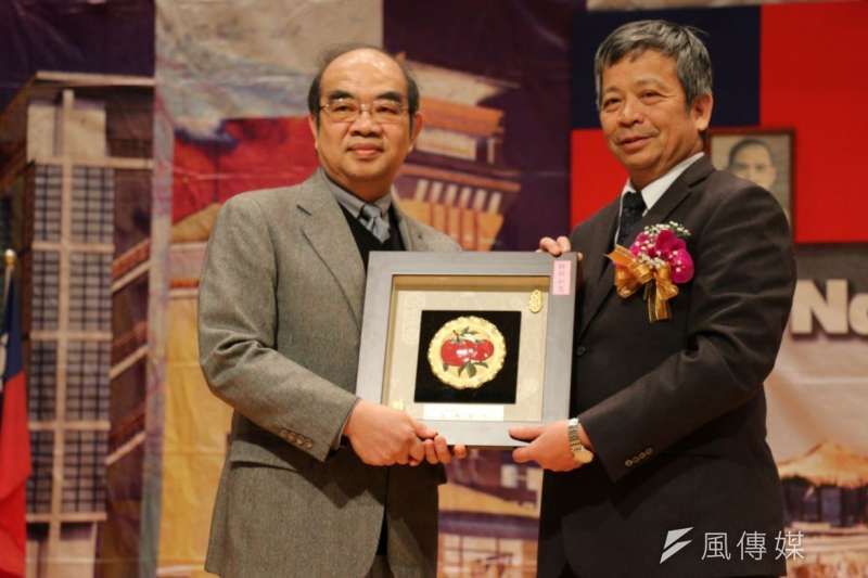 中硏院院士、東華大學前校長吳茂昆將出任教育部長。(取自東華大學網站)