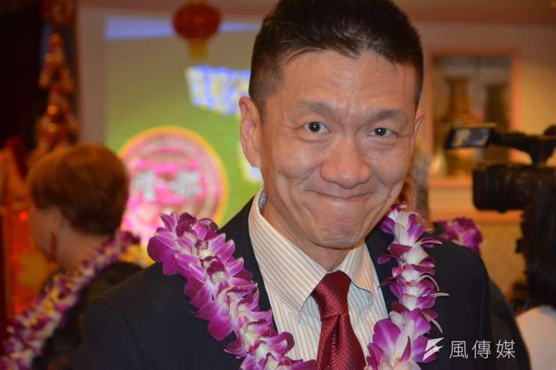 金士敬(Douglas Chin)對美國總統川普的穆斯林旅遊禁令正式控告違憲,夏威夷的法院宣佈川普敗訴,成為國際新聞。(夏威夷中国日报提供)