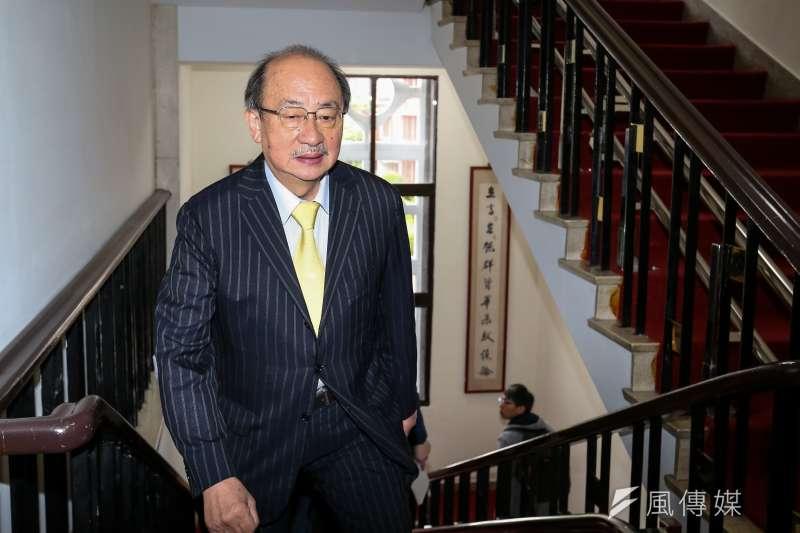 民進黨總召柯建銘表示,管案就是選舉舞弊。(資料照,顏麟宇攝)