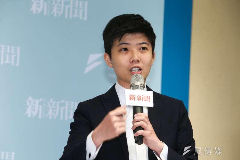 台北市議員候選人苗博雅6日在臉書上發文,貼出輔大性侵一案中的夏林清院長以詆毀名譽為由控告他的法院信函。(資料照,陳明仁攝)
