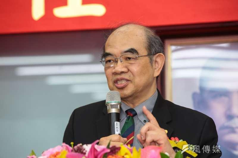 新任教育部長吳茂昆22日出席課審大會,表示十二年國教課綱要完善落實,讓學童具備基本的觀念和常識。(資料照,顏麟宇攝)