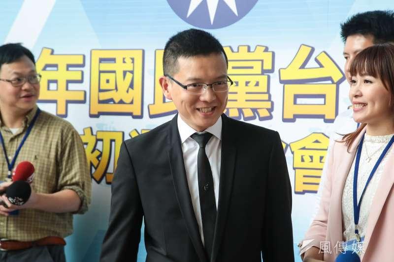 國民黨前立委孫大千(見圖)發文批「鬼扯什麼『今日香港,明日台灣』的人,不是腦袋壞了,就是心壞了。」(資料照,顏麟宇攝)
