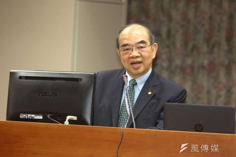 作者指出,新任教育部長吳茂昆,其實只是以自己利益為優先的人,這樣的人真的適任教育部長嗎?(資料照,陳明仁攝)