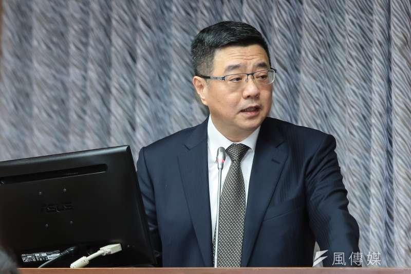 被問到台北市長柯文哲指出民進黨聲稱要白綠合作,卻有很多不友善的行為。對此,行政院秘書長卓榮泰(見圖)15日表示「我們都不會不友善,從中央到地方都要合作,沒有不友善。」(資料照,顏麟宇攝)