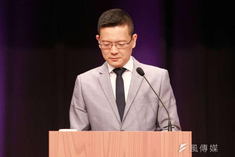 國民黨前立委孫大千從去年市長選舉開始,在政論節目上替高雄市長韓國瑜辯護,被視為正統韓家軍,也遭受不少攻擊。(資料照,方炳超攝)