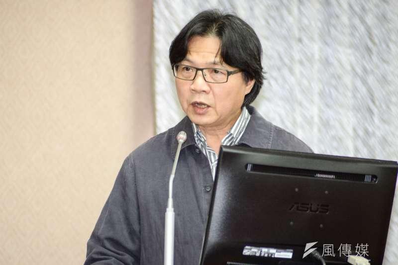 20180430-內政委員會,內政部長葉俊榮。(甘岱民攝)
