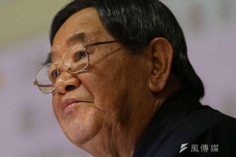 前台塑董事長李志村根據報導持有台塑股票即超過200萬股(2000張),帳面價格即逾數億元。(資料照,吳逸驊攝)